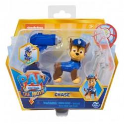 SPIN MASTER Psi Patrol Film Figurka CHASE Z WYRZUTNIĄ 0316