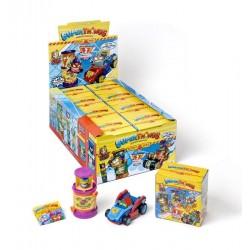 Magic Box Toys Super Zings Super Things DUAL BOX Figurki + Kryjówka + Pojazd Seria 6 015490