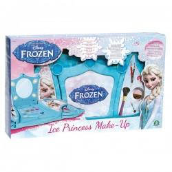 EPEE Polska 18489 - Disney Frozen - Zestaw Toaletka Królowej Lodu z Kosmetykami