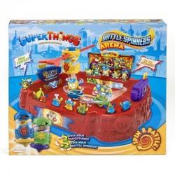 Magic Box Toys Super Zings Super Things Seria 7 ARENA BITEWNA Battle Spinners Figurki 15391
