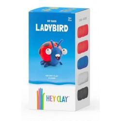HEY CLAY Masa Plastyczna ZESTAW BIEDRONKA 41065
