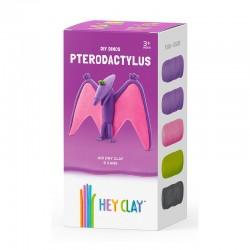 HEY CLAY Masa Plastyczna ZESTAW PTERODACTYL 41096