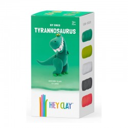 HEY CLAY Masa Plastyczna ZESTAW TYRANOZAUR 41133
