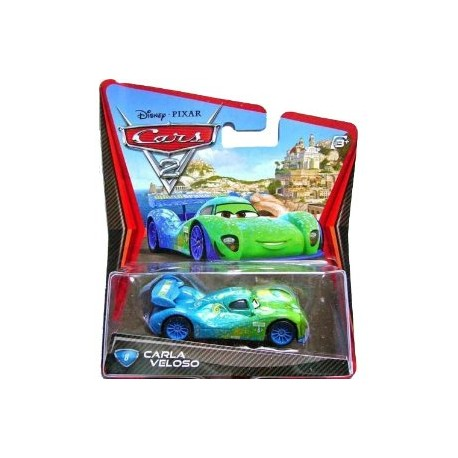Mattel - Disney Pixar - Cars 2 - Carla Veloso
