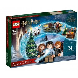 Harry Potter Kalendarz adwentowy 76390