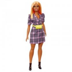 MATTEL Lalka Barbie Fashionistas LALKA NR 161 GRB53
