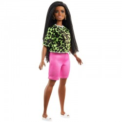 MATTEL Lalka Barbie Fashionistas LALKA NR 144 GYB00