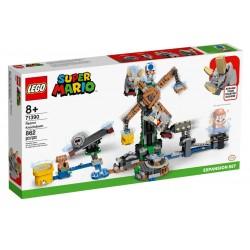 LEGO SUPER MARIO Walka z Reznorami zestaw dodatkowy 71390