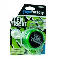 YoYoFactory YO251 - Jojo - Yoyo TEN TRICK