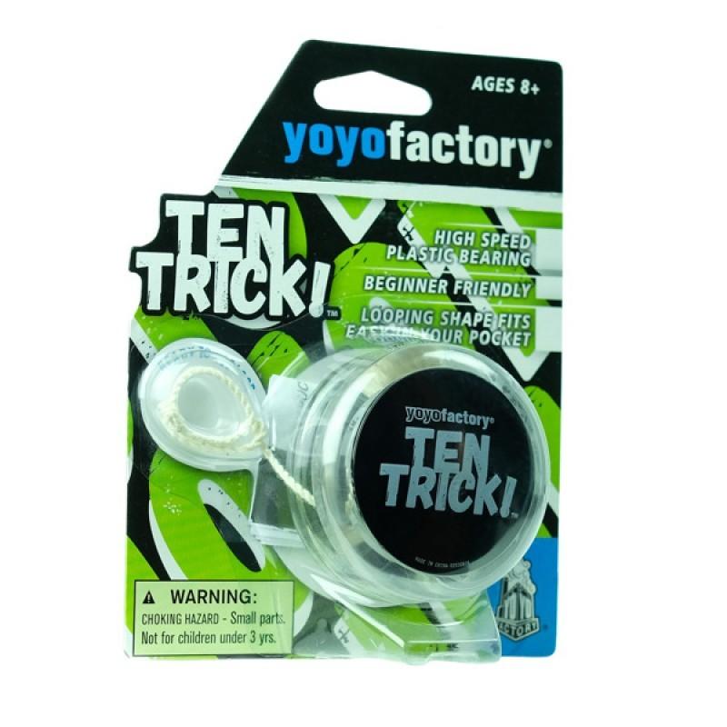 how to learn yoyo tricks