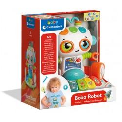 Clementoni Interaktywny ROBOT BOBO 50703