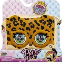 SPIN MASTER Torebka Leopard the Leoluxe brązowa Purse Pets 606753 1163