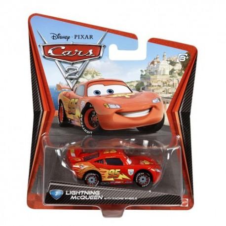 Mattel - V2797 - Disney Pixar - Auta 2 - Zygzak McQueen