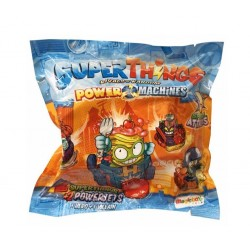 Magic Box Toys Super Zings Super Things 2 pak FIGURKA + POJAZD POWER JET 16695