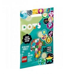 LEGO DOTS 41932 Dodatki do Bransoletek Dots Seria 5