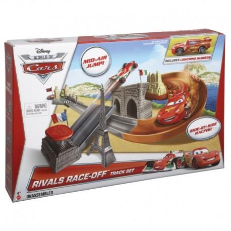 Mattel - BGF05 - Disney Pixar - Cars 2 - Grand Prix - Tor Wyścigowy