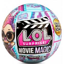 L.O.L SURPRISE Laleczki Movie Magic Kula 576471