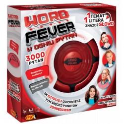 EPEE Gra Elektroniczna Gra familijna WORLD FEVER W OGNIU PYTAŃ 04121