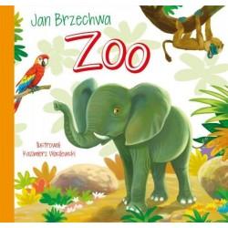 Skrzat Książeczki dla Dzieci Książeczka z Wierszykami JAN BRZECHWA Zoo 0113