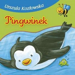 Skrzat Książeczki dla Dzieci Książeczka z Wierszykami URSZULA KOZŁOWSKA Pingwinek 4934