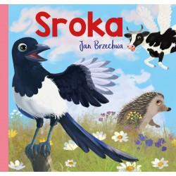 Skrzat Książeczki dla Dzieci Książeczka z Wierszykami JAN BRZECHWA Sroka 6726