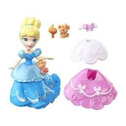 Hasbro B7158 - Disney Princess - Mini Laleczka z Akcesoriami - KOPCIUSZEK