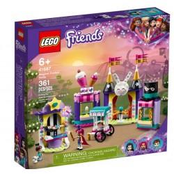KLOCKI LEGO FRIENDS Magiczne stoiska w wesołym miasteczku 41687