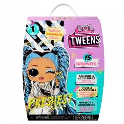 L.O.L SURPRISE TWEENS Seria 1 Freshest Lalka + Akcesoria 576686