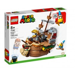 KLOCKI LEGO SUPER MARIO Sterowiec Bowsera zestaw dodatkowy 71391