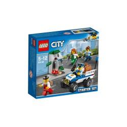 LEGO CITY 60136 Policja - Zestaw Startowy NOWOŚĆ 2017