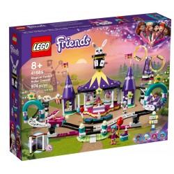 KLOCKI LEGO FRIENDS Magiczne wesołe miasteczko 41685