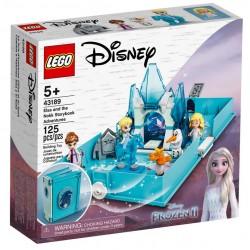 KLOCKI LEGO DISNEY Książka z przygodami Elsy Nokka 43189