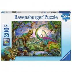 RAVENSBURGER Puzzle XXL 200 El. KRÓLESTWO GIGANTÓW 127184