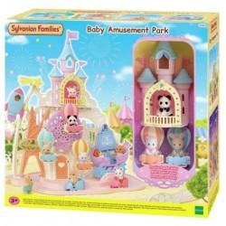 SYLVANIAN Families Figurki zwierzątek Baby Wesołe Miasteczko Amusement Park 5537