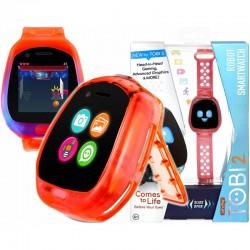 MGA ENTERTAINMENT TOBI 2 Robot Smartwatch Czerwony 657573