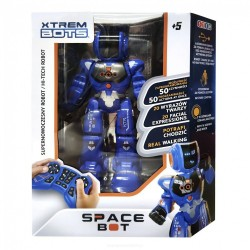 XTREM BOTS Robot Interaktywny ROBOT DO PROGRAMOWANIA SPACE BOT 3803063