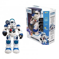 XTREM BOTS Robot Interaktywny ROBOT DO PROGRAMOWANIA PATROL 380972
