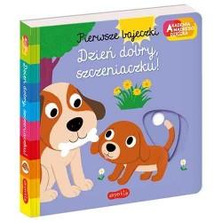 HarperCollins Akademia Mądrego Dziecka Pierwsze Bajeczki DZIEŃ DOBRY, SZCZENIACZKU! 658470