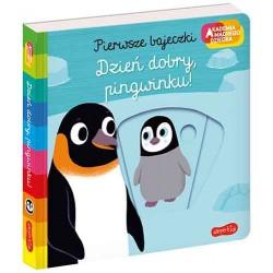 HarperCollins Akademia Mądrego Dziecka Pierwsze Bajeczki DZIEŃ DOBRY, PINGWINKU! 658463