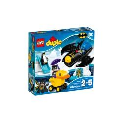 LEGO DUPLO 10823 Przygoda z Batwing NOWOŚĆ 2017