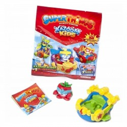 Magic Box Toys Super Zings Super Things Seria 8 Kazoom Kids Saszetka FIGURKA + KAZOOM SLIDER 16138