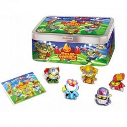 Magic Box Toys Super Zings Super Things seria 8 METALOWA PUSZKA TEAM TERRIBLE 5 Figurek 16572