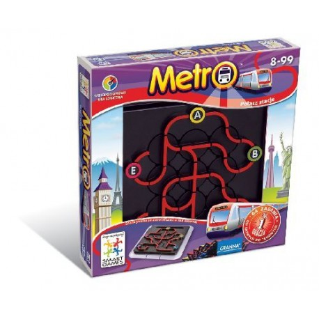 Granna Gra Metro
