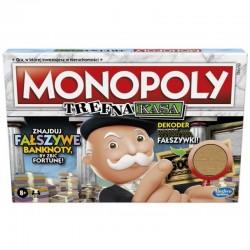 HASBRO Gra Planszowa i Strategiczna Monopoly TREFNA KASA F2674