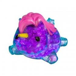 ORB Bubbleezz ANTYSTRESOWY GNIOTEK Squishy Niebiesko-Różowy Jednorożec 19928