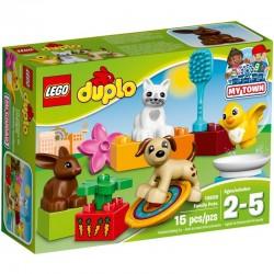 LEGO DUPLO 10838 Zwierzątka Domowe NOWOŚĆ 2017