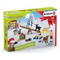 Schleich Farm World KALENDARZ ADWENTOWY 98271