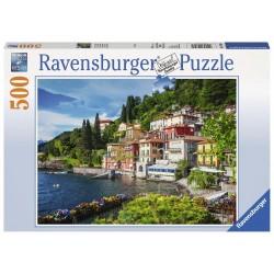 RAVENSBURGER Układanka Puzzle 500 Elementów WŁOSKIE JEZIORO COMO 147564