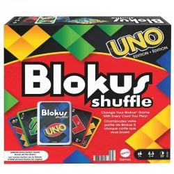 Mattel Gra Strategiczna BLOKUS SHUFFLE UNO GXV91