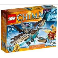 LEGO CHIMA 70141 Szybowiec Lodowy Vardy'ego